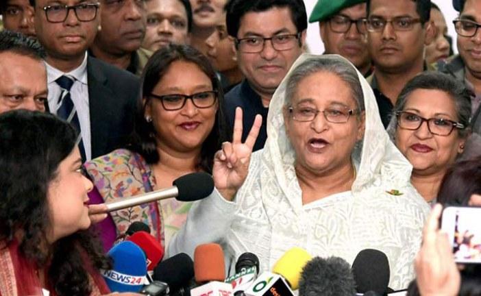 মহাজোটের মহাবিজয় : এককভাবে আ'লীগ ২৫৯