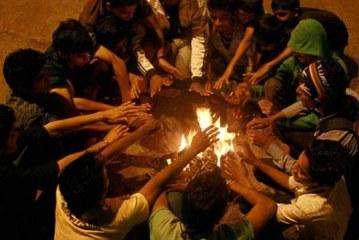 পাঁচ বছরের রেকর্ড ভেঙে শীতলতম পয়লা জানুয়ারি