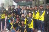 আন্ত:বিশ্ববিদ্যালয় ক্রিকেট টুর্নামেন্টে খুবি সেমিফাইনালে