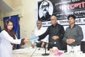 বঙ্গবন্ধুর আপোষহীন আন্দোলনেই স্বাধীনতা অর্জিত হয়: মেয়র