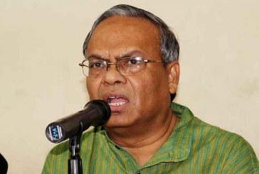 রোহিঙ্গা প্রত্যাবাসনে সরকার ব্যর্থ: রিজভী