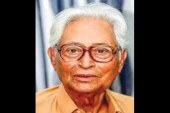 অধ্যাপক মোজাফফর আহমদ আর নেই, রাষ্ট্রপতি ও প্রধানমন্ত্রীর শোক