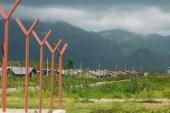 রোহিঙ্গা গ্রাম গুঁড়িয়ে বানানো হচ্ছে সরকারি স্থাপনা