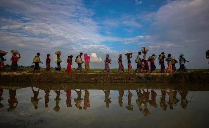 রোহিঙ্গা সংকট সমাধানে চীনের অংশগ্রহণকে স্বাগত জানাল যুক্তরাজ্য