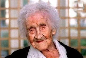 মৃত্যুর আশা ছেড়ে দিয়েছেন ১৮৪ বছর বয়সী বৃদ্ধা!