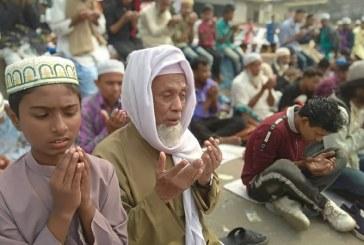 মুসলিম উম্মার শান্তি কামনায় শেষ হলো বিশ্ব ইজতেমা