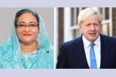 করোনা: বাংলাদেশ যুক্তরাজ্যের সঙ্গে একযোগে কাজ করতে প্রস্তুত: প্রধানমন্ত্রী