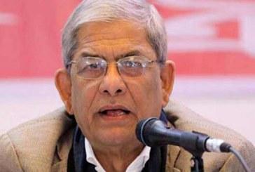 খালেদা জিয়া আপাতত হোম কোয়ারেন্টাইনে থাকবেন: ফখরুল