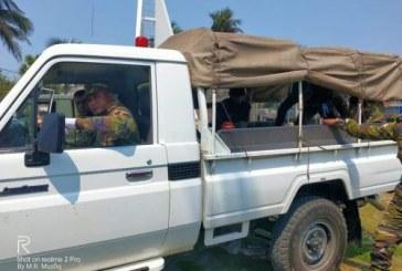 তালায় কঠোর অবস্থানে সেনাবাহিনী : ৭ জনকে জরিমানা