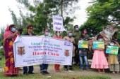 'সুুন্দরবন বাঁচলে বাঘ বাঁচবে' শ্লোগানে মোংলায় বিশ্ব বাঘ দিবস পালিত