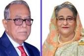 পিতার মতোই গণমানুষের নেতা শেখ হাসিনা: রাষ্ট্রপতি
