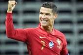 আন্তর্জাতিক ফুটবলে গোলের সেঞ্চুরি পূরণ করলেন রোনালদো