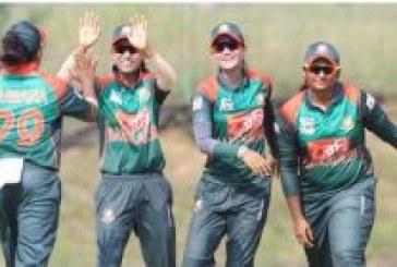 বাংলাদেশ নারী ক্রিকেট দল টেস্ট স্ট্যাটাস পেলো