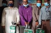 মোংলায় শুদ্ধপ্রাণ অক্সিজেন ব্যাংকে'র উদ্বোধন